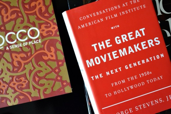 Conversations with great Moviemakers