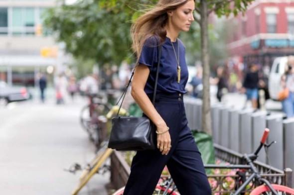 Giorgia Tordini t-shirt and tailored