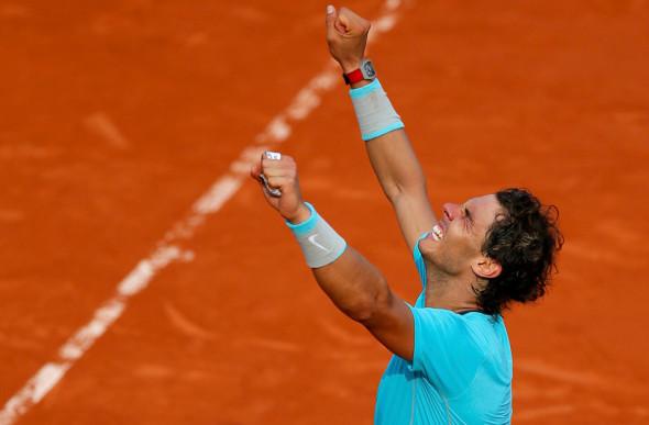 A sporting life Rafael Nadal