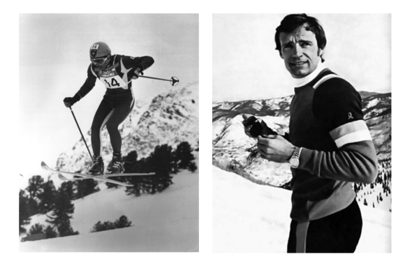 A sporting life Jean Claude Killy
