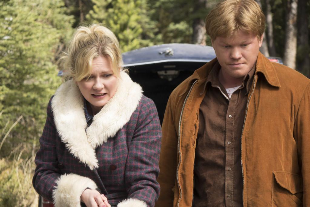 Kirsten Dunst costumes Fargo