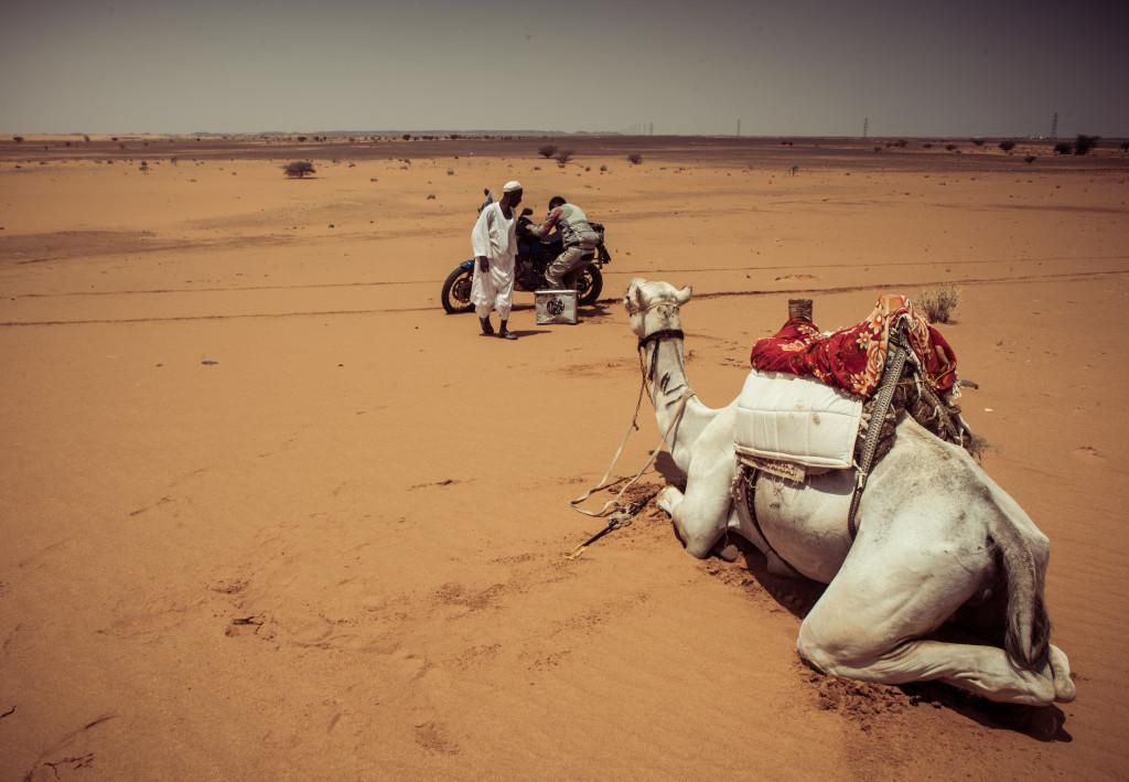 The Nubian Desert Sudan - Oyibo - Ana Hogas Ionut Florea