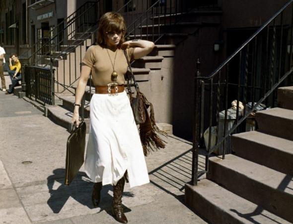 Most iconic sunglasses in movies - Jane Fonda in Klute