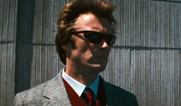 Best sunglasses in movies - Clint Eastwood in Dirty Harry