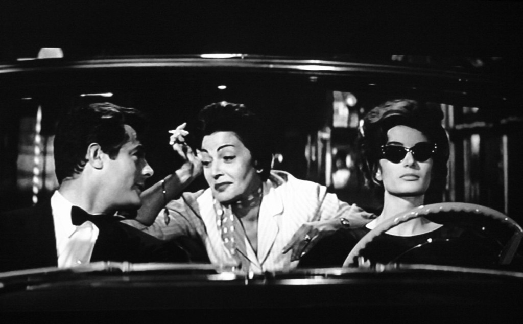 Best sunglasses in film Anouk Aimee la dolce vita