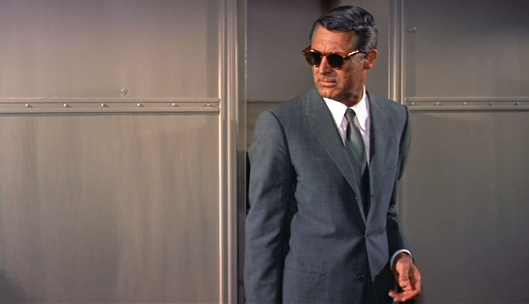 Best sunglasses in films - Cary Grant in North by Northwest