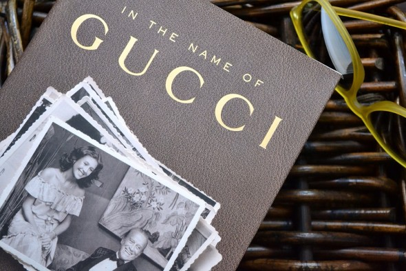 In the name of Gucci A Memoir