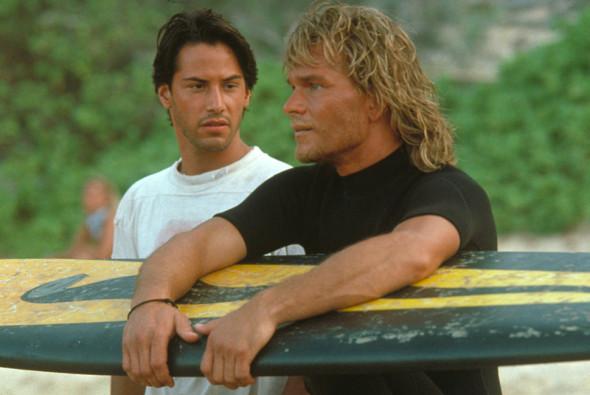 Favourite summer movies Poin Break 1991