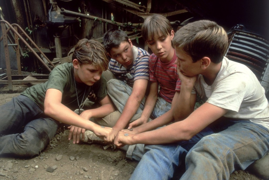 My favourite summer movies Stand By Me