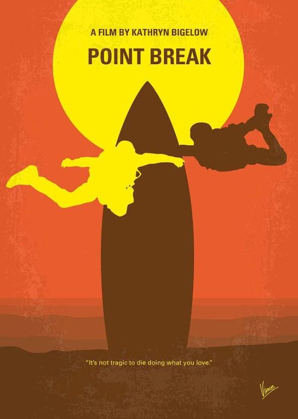 My favourite summer movies Point Break 1991