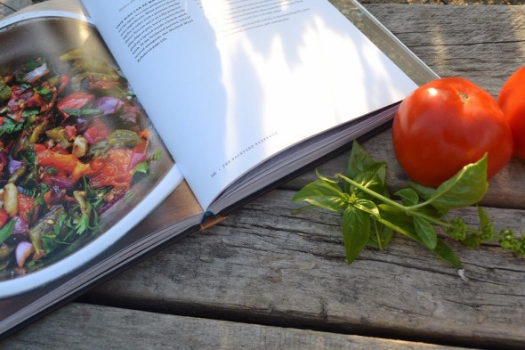 Farm to table and cook books