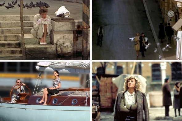 Films set in Venice