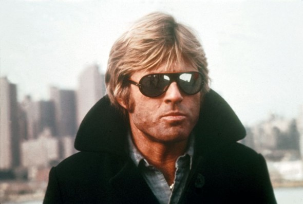 The preppy style of Robert Redford Three Days of the Condor