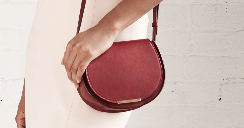 Autumn essentials - Cuyana saddle bag