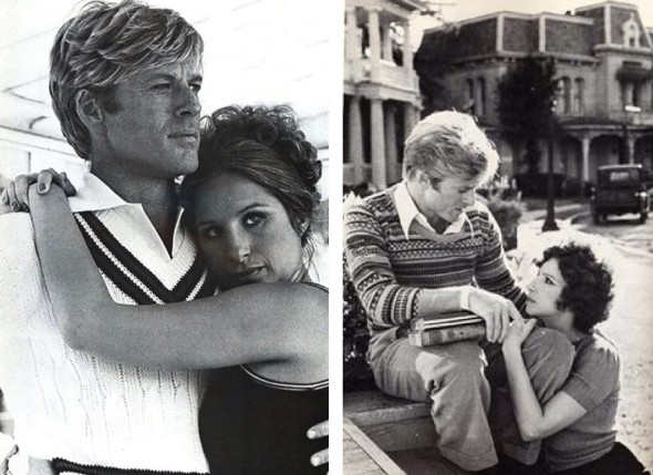 The preppy look of Robert Redford The Way We Were