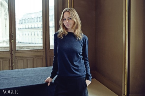 Stella McCartney and the plain sweater