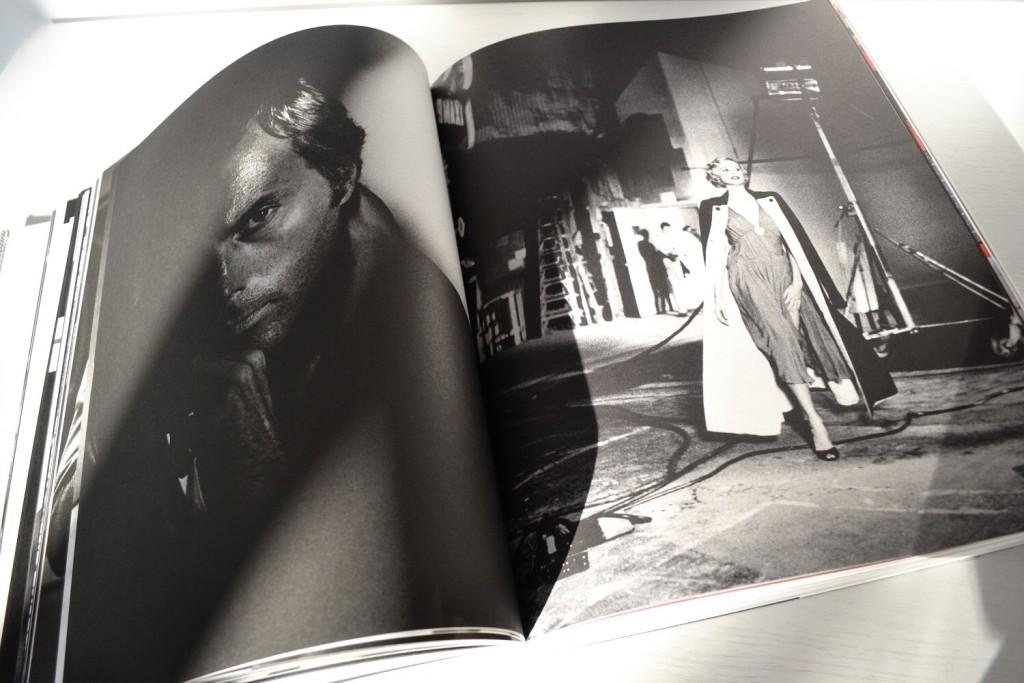 Giorgio Armani book