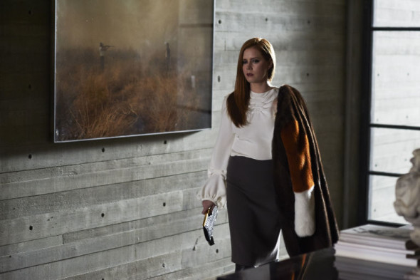 Amy Adams' costumes Nocturnal Animals