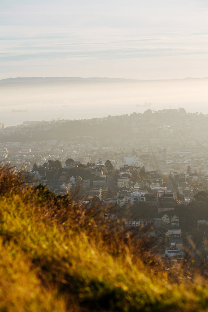 San Francisco through the lens of Nadya Zimmerman