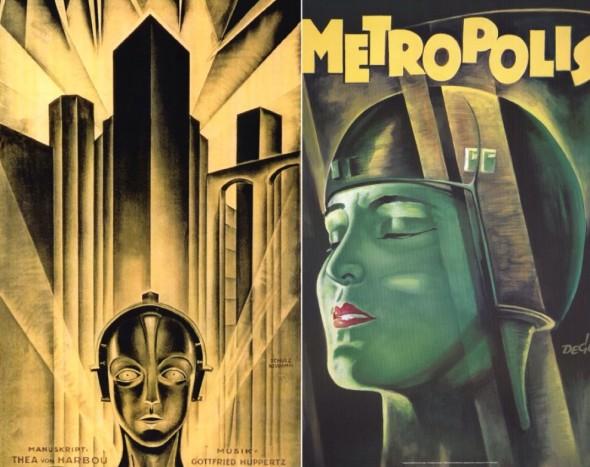 Costumes in Metropolis