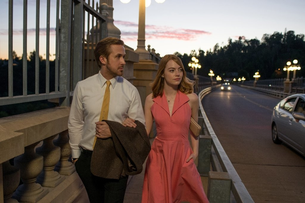 Color and Costumes La La Land