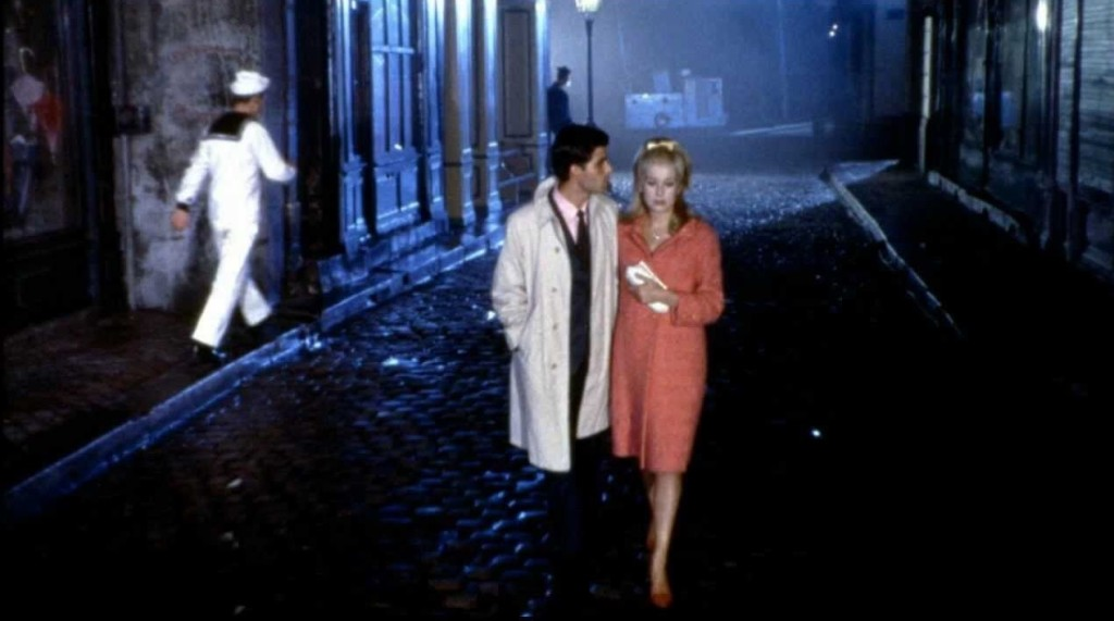 Color and Costumes The Umbrellas of Cherbourg