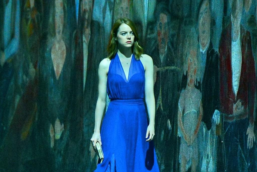 Emma Stone costumes La La Land