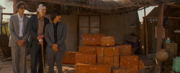 Travelling Wes Anderson style The Darjeeling Limited