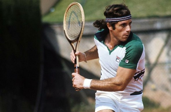 A sporting life Guillermo Vilas