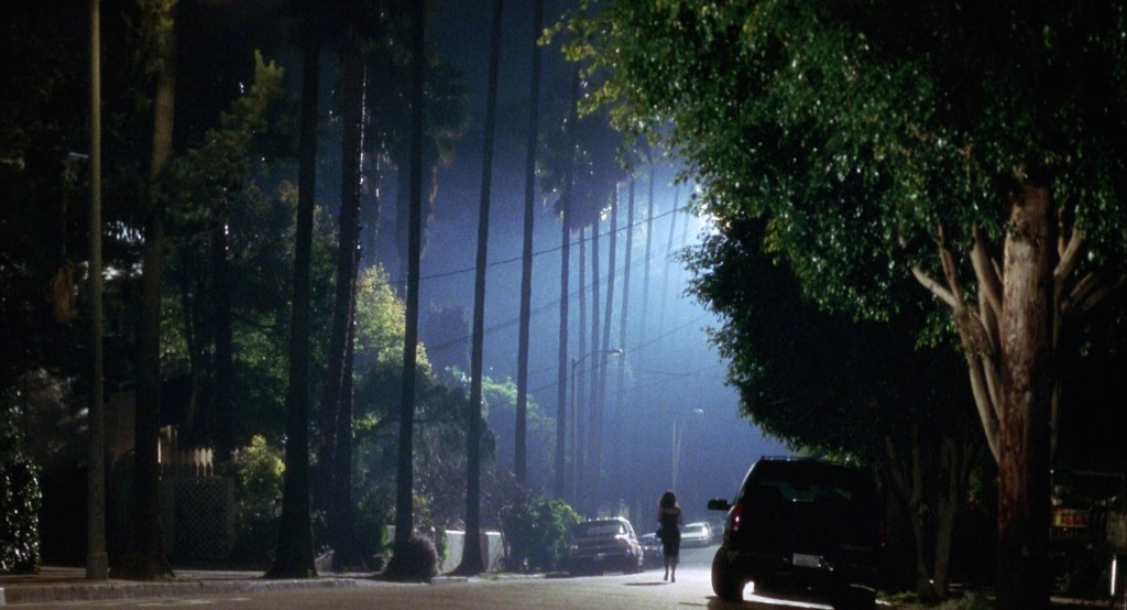 Los Angeles as seen in movies Mulholland Drive