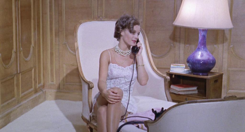 Romy Schneider in Chanel Boccaccio 70