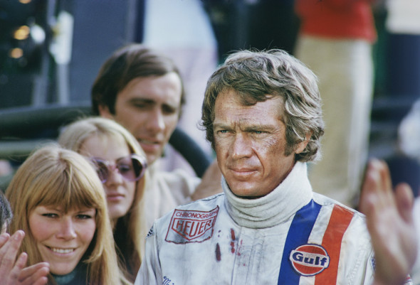 Steve McQueen and Le Mans