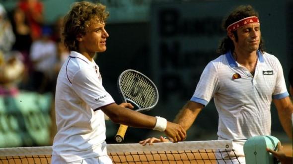 Mats Wilander Roland Garros 1982