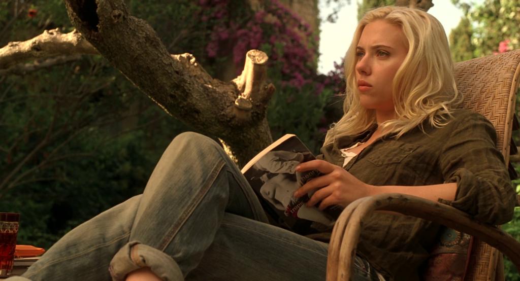 Scarlett Johansson style Vicky Cristina Barcelona