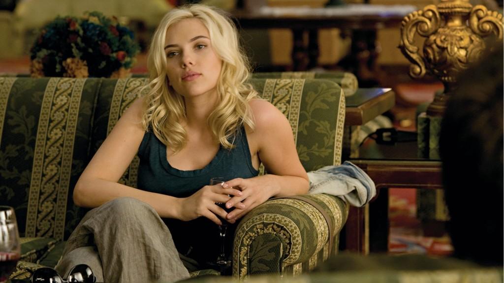 Scarlett Johansson's style Vicky Cristina Barcelona