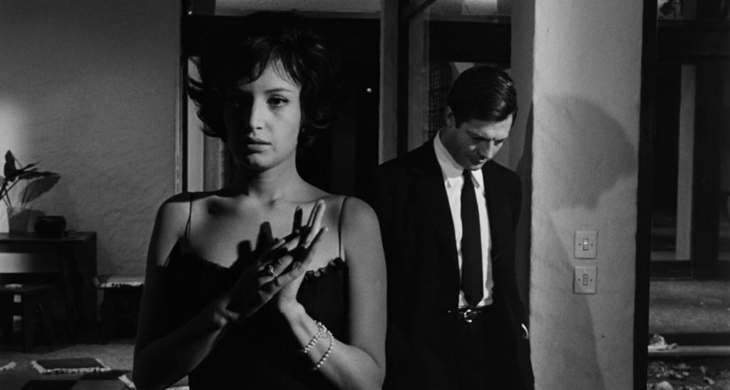 Monica Vitti and Fashion in Antonioni's Films La Notte