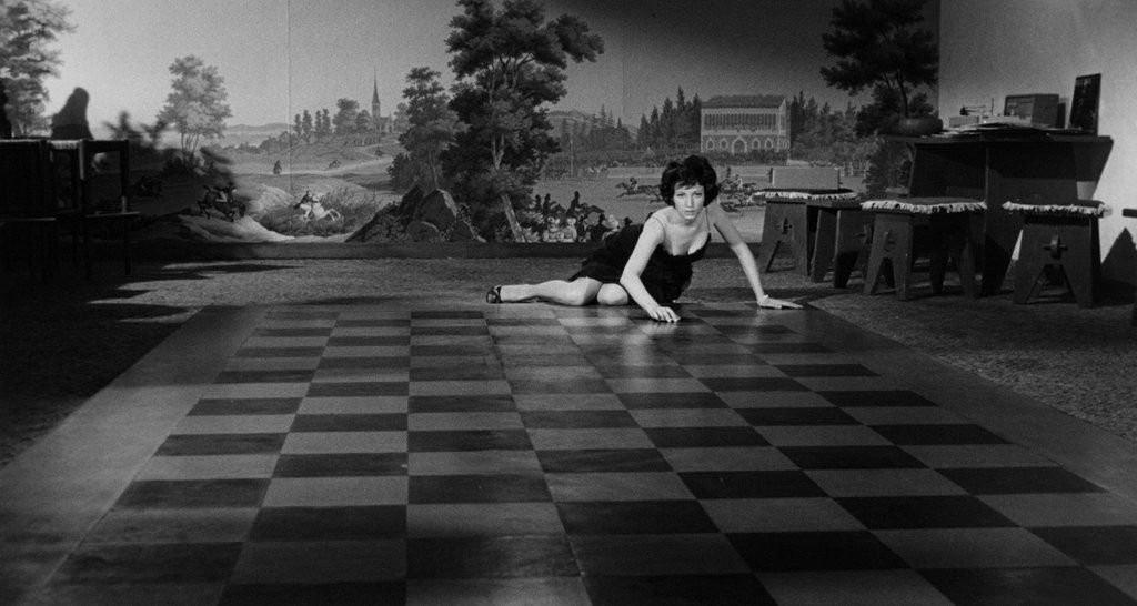Monica Vitti and Fashion in Antonioni's Films