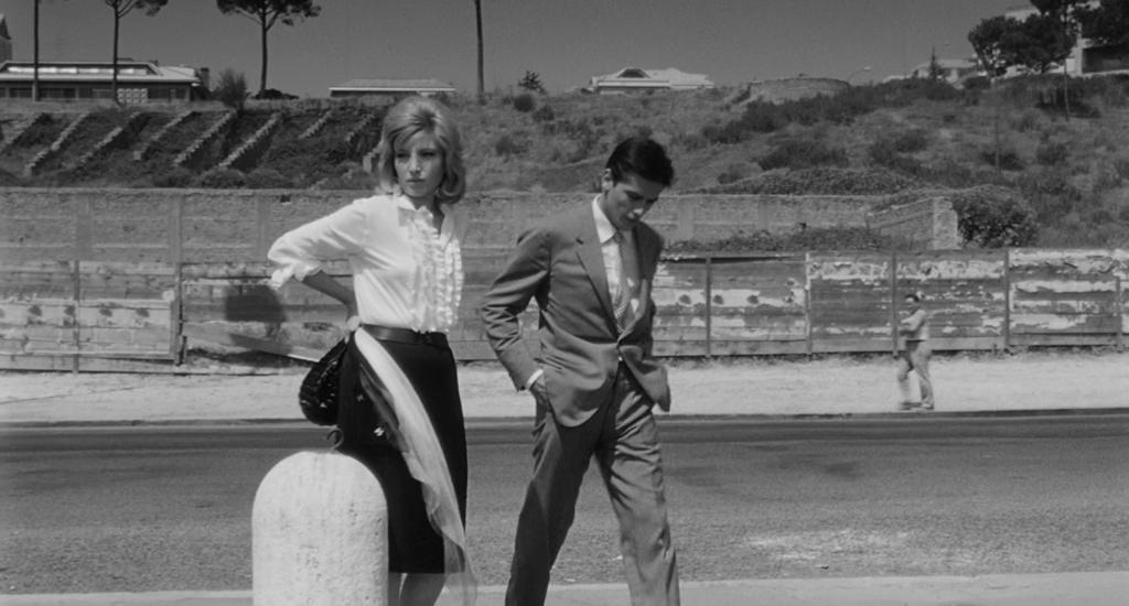 Monica Vitti and Fashion in Antonioni's Films L'eclisse