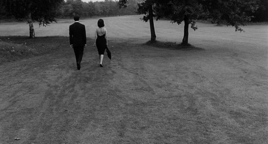 Fashion in Antonioni's Films Jeanne Moreau La notte
