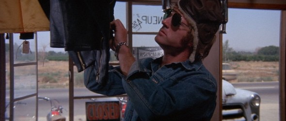 Denim on Film Robert Redford in Little Fauss and Big Halsy