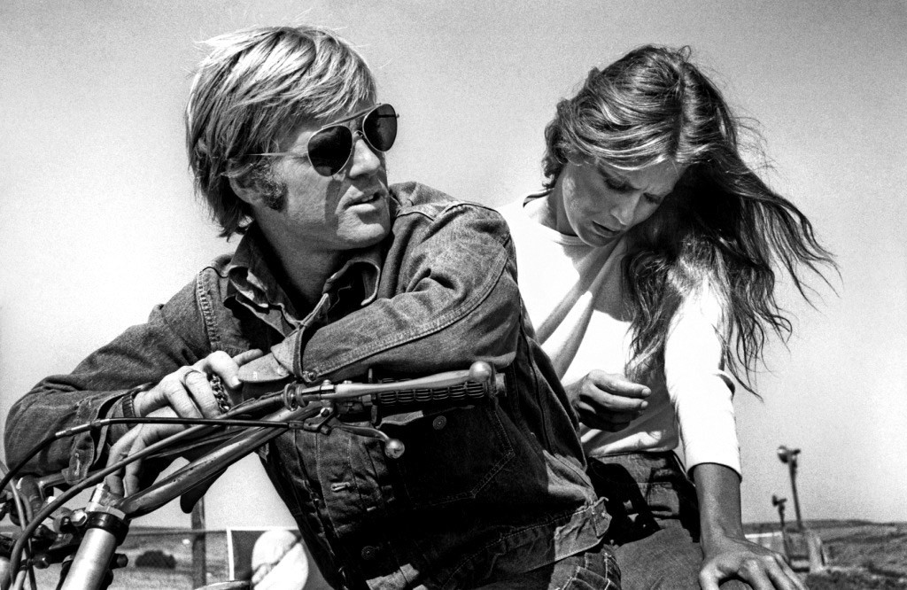Lauren Hutton Robert Redford Little Fauss and Big Halsy