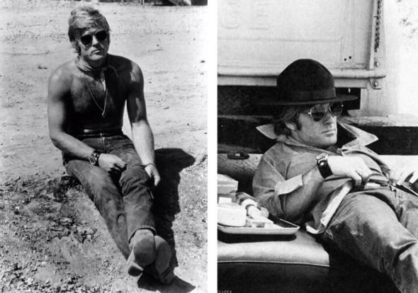 Denim on Film Robert Redford Little Fauss and Big Halsy