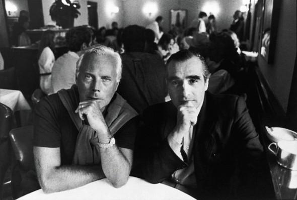 Martin Scorsese Giorgio Armani documentary