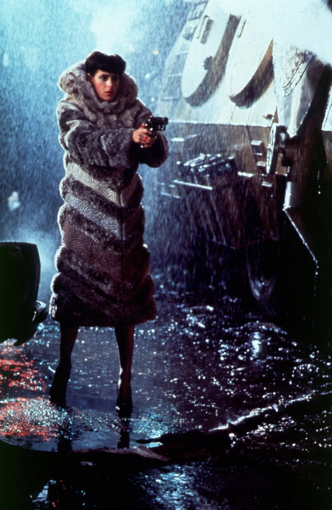 Sean Young costumes Blade Runner