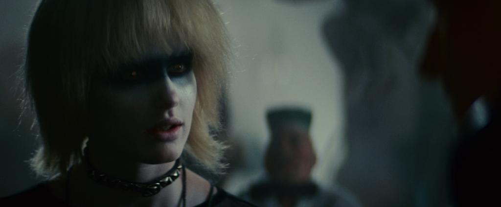 Blade Runner futuristic costumes