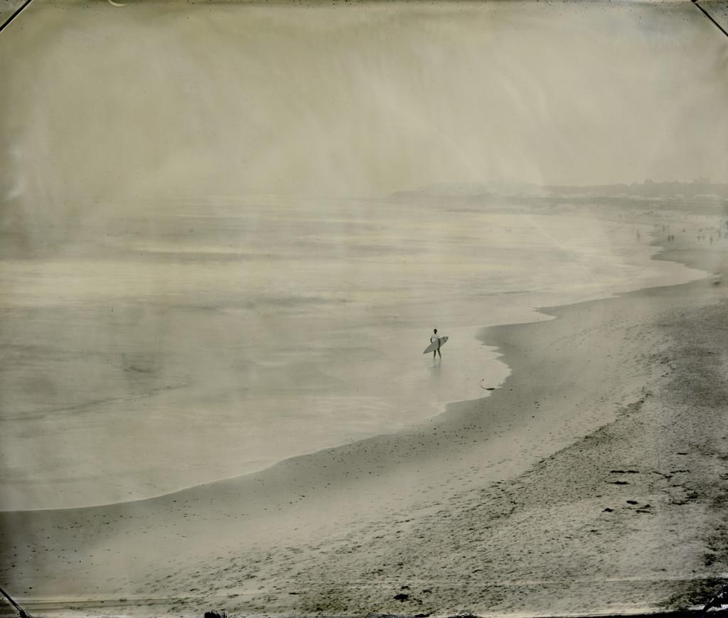 Lone Surfer Joni Sternbach
