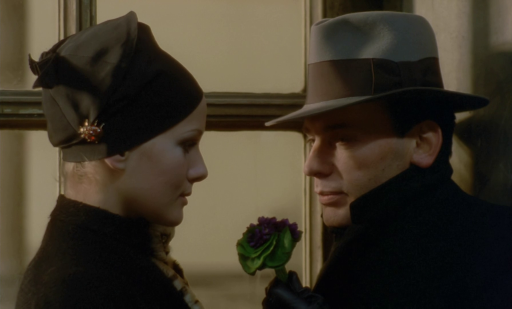 Fashion in Film Anna Quadri The Conformist