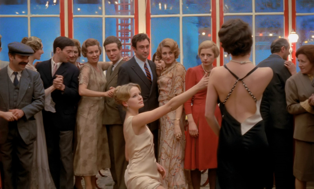 Fashion in Film The Conformist