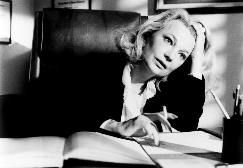 Gena Rowlands Love Streams by François Duhamel