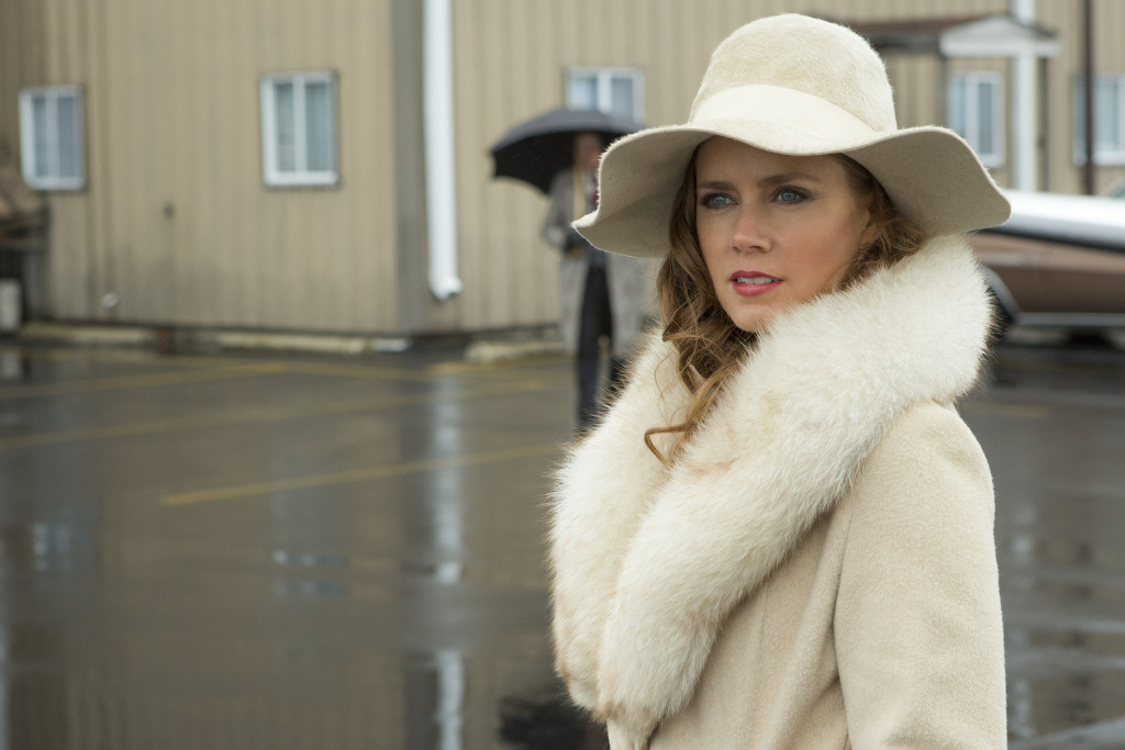 Amy Adams in American Hustle by François Duhamel